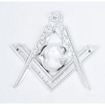 Large Masonic Emblem Nickel