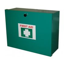 Metal First Aid Box 6-25Wall Mountable