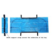 Medium Weight Cadaver Pouch with 4 Handles