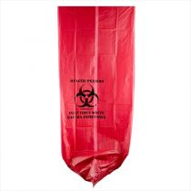 Red Medical Waste Bag