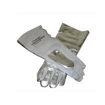 Aluminised Safety Gloves 18""
