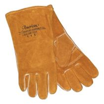 Leather Safety Gloves 14""