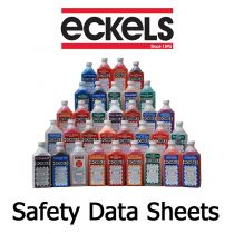 Eckels Safety Data Sheets