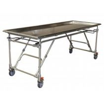 Folding Embalming Table