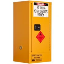 Chemical Storage Cabinet 60L Flammables