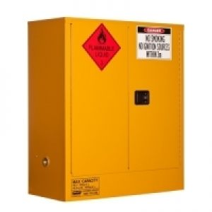 Chemical Storage Cabinet 250L Flammables