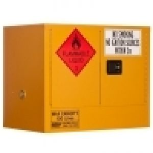 Chemical Storage Cabinet 100L Flammables