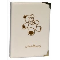 Memorial Book Teddy