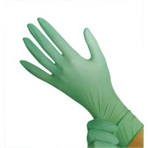 Aloetouch Extended Cuff Nitrile Gloves