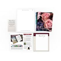 Remembering Book Stationery Pack