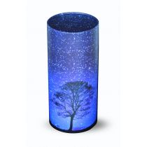 Large Scatter Tube Starry Night