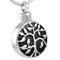 Tree of Life Circle Pendant