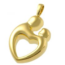 Parental Love Heart - Double Compartment