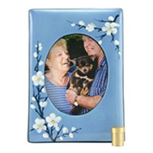 Plum Blossom Photo Frame Keepsake