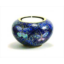 Cloisonne Butterfly Memory Light