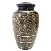 Classic Radiance Metal Urn